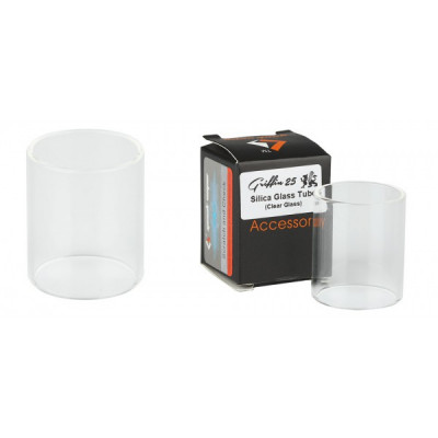 GeekVape Griffin 25 Replacement Glass Tube (Clear)