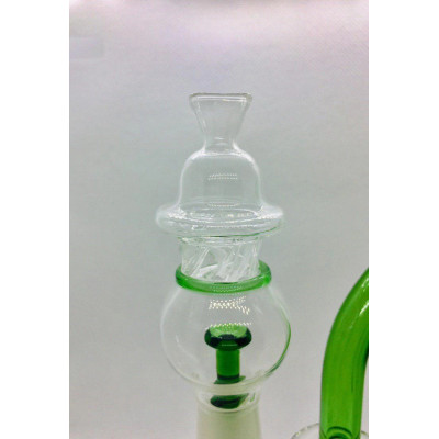 OIL Twisted Carb Cap